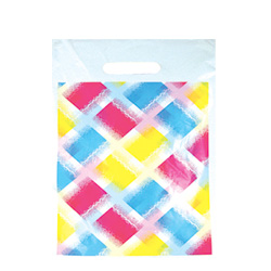 10x15 Diamond Carrier Bags