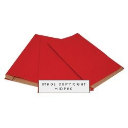 Small Red Satchel Paper Bags