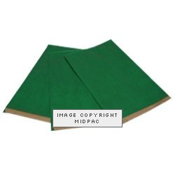 Small Green Satchel Paper Bags