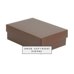Medium Cocoa Gift Boxes