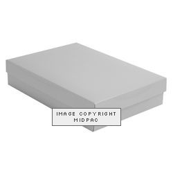Silver Book Gift Boxes