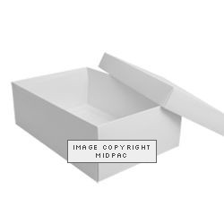 Large White Gift Boxes