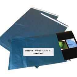 01 Blue Polythene Mailing Envelopes