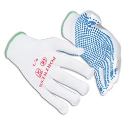 Nylon Polka Dot Gloves