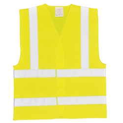 Two Band High Viz Vests