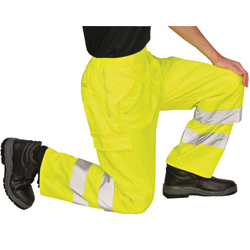 High Viz Safety Trousers