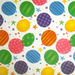 Balloon Tissue Paper