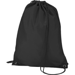 Black Nylon Backpacks