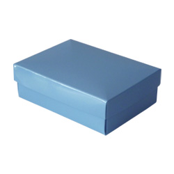 Medium Blue Gift Boxes