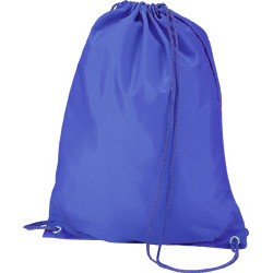 Blue Nylon Backpacks