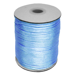 Satin Cord Light Blue
