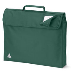 Green School Bags Without Strap