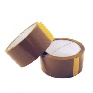 Brown Low Noise Tape