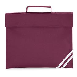 Burgundy Classic School Book Bags
