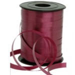 Bordeaux Curling Ribbon