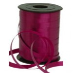 Plum Curling Ribbon
