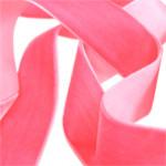 Baby Pink Velvet Ribbon