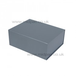 220mm Silver Magnetic Gift Boxes