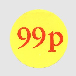 99p Label
