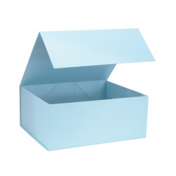 160mm Baby Blue Magnetic Gift Boxes