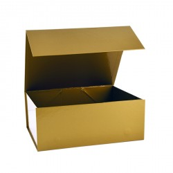 160mm Gold Magnetic Gift Boxes