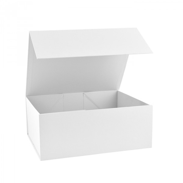 160mm white magnetic gift boxes