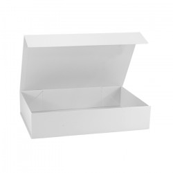 170x220x50mm White Magnetic Gift Boxes