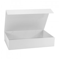 220x340x70mm White Magnetic Gift Boxes