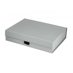 Grey Small Luxury Magnetic Gift Boxes