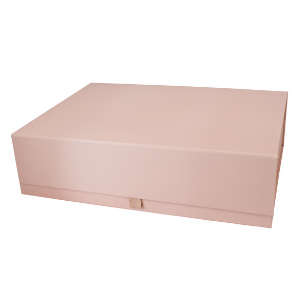 Extra large Luxury Gift Boxes with a Magnetic Lid finished with a blush pink matt lamination and matching ribbon closure. Available from stock at Midpac ...  sc 1 st  MidPac & Extra large Luxury Gift Boxes with a Magnetic Lid finished with a ...