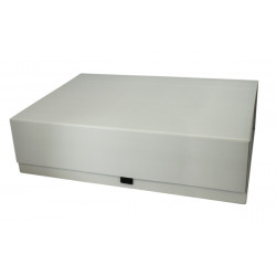 Grey Large Luxury Magnetic Gift Boxes
