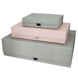 Luxury Magnetic Gift Boxes With Ribbon