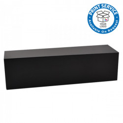 90x330x90mm Black Bottle Magnetic Boxes