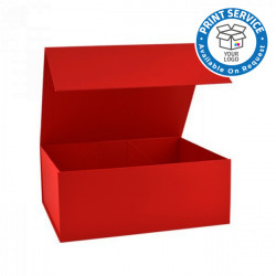 160x200x80mm Red Magnetic Gift Boxes