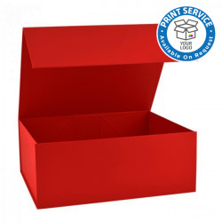 220x280x110mm Red Magnetic Gift Boxes