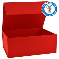 300x400x150mm Red Magnetic Gift Boxes
