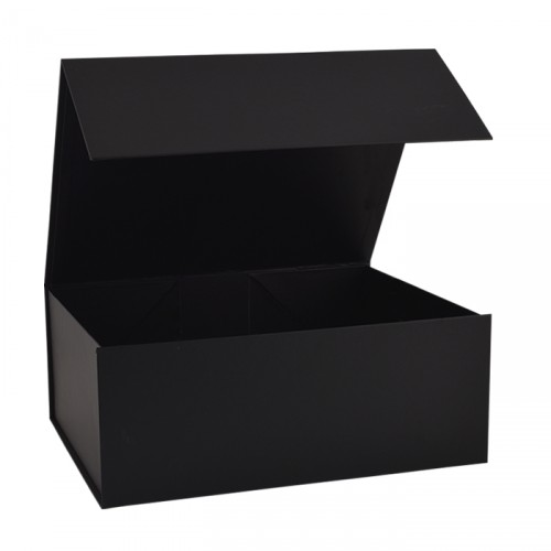 220mm Black Magnetic Gift Boxes