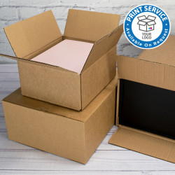 Postal Box Suitable For 220x280x110mm Magnetic Boxes