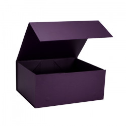 160mm Damson Magnetic Gift Boxes