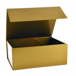 220mm Gold Magnetic Gift Boxes