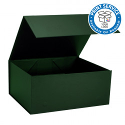 220x280x110mm Green Magnetic Gift Boxes
