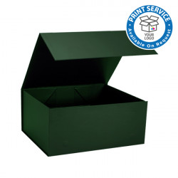 160x200x80mm Green Magnetic Gift Boxes