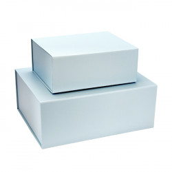 Baby Blue Magnetic Gift Boxes