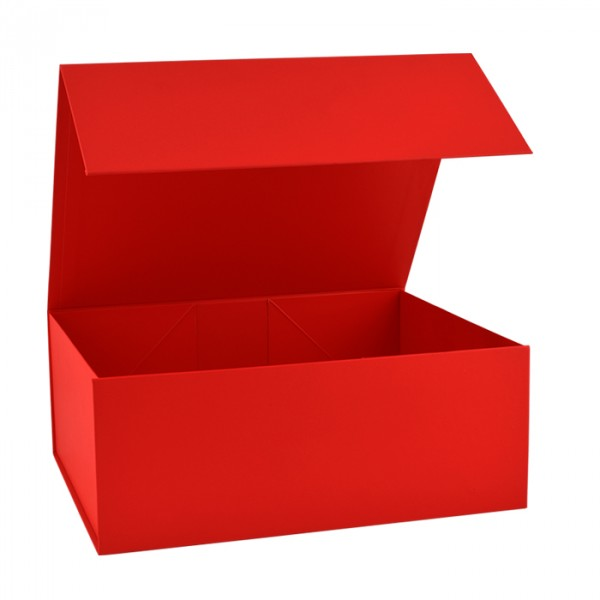 220mm Red Magnetic Gift Boxes