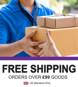 FREE Shipping On Orders £99 Goods