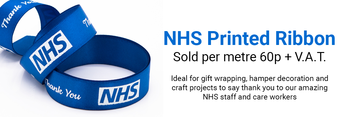 NHS Printed Ribbon