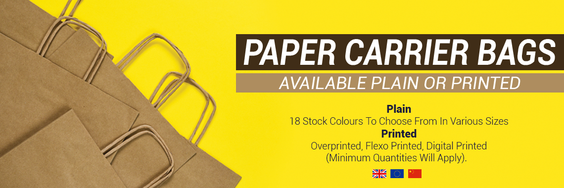 Paper Carrier Bags UK