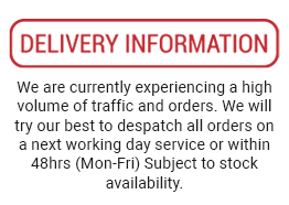 High Traffic Delivery Delay