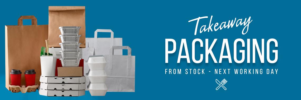 Takeaway Packaging From Stock