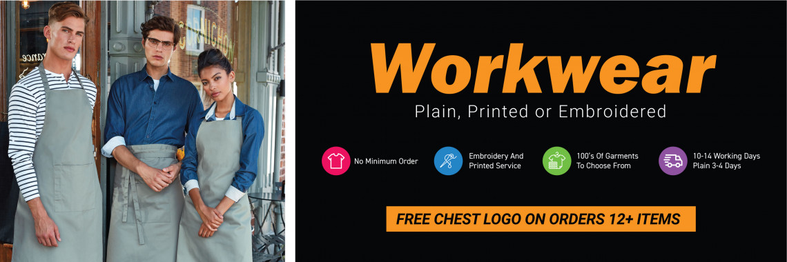 Workwear FREE logo